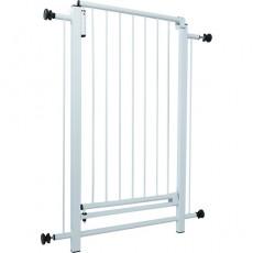 Grade/Portão branco de Segurança Chalesco