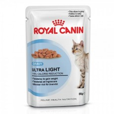 Ração Royal Canin Ultra Light 85g