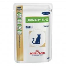 Ração Royal Canin Veterinary Diet Urinary S/O 85g
