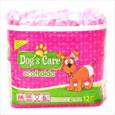 Fralda Higiênica Dogs Care ECOFRALDA para Fêmea - Tamanho G