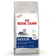 Ração Royal Canin Indoor 7+