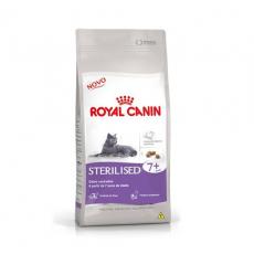 Ração Royal Canin Sterilised 7+