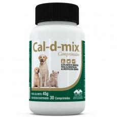 Cal-d-mix - 30 comprimidos