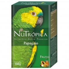 Nutrópica Papagaio Frutas 300gr