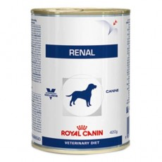 Ração Royal Canin Veterinary Diet Renal Wet - 430gr