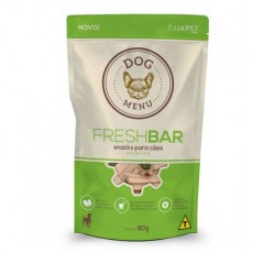 Snack Fresh Bar - Dog Menu - Luopet - 80g