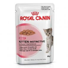 Ração Royal Canin Kitten Instinctive 85g