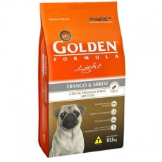 Ração Golden - Adulto Mini Bits Light Frango e Arroz