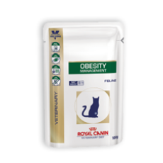Ração Royal Canin Veterinary Diet Obesity Management Wet - 85g