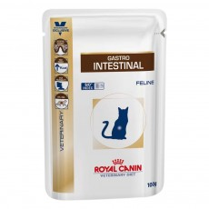 Ração Royal Canin Veterinary Diet Gastro Intestinal Wet - 85g