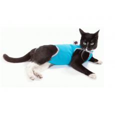 Roupa Pós-cirúrgica e Protetora para Gatos