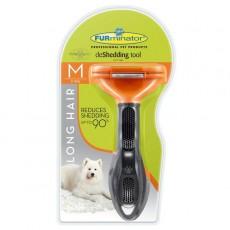 FURminator - Removedor de pelos longos/médios  para cães