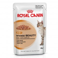 Ração Royal Canin Intense Beauty 85g